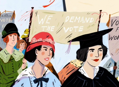 18 Picture Books that Celebrate Women's History