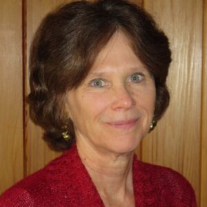 Author Gail Jarrow