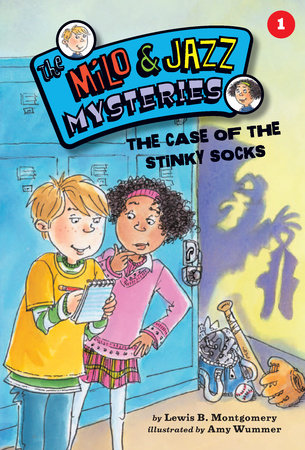 The Case of the Stinky Socks (Book 1)