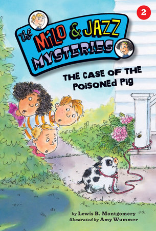 The Case of the Poisoned Pig (Book 2)