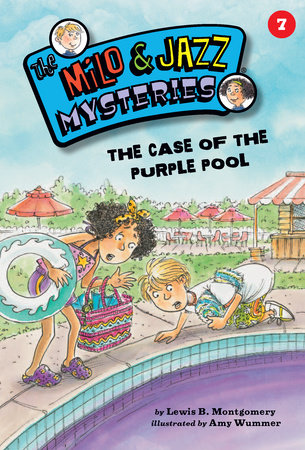 The Case of the Purple Pool (Book 7)