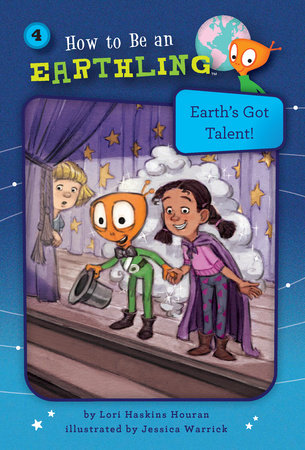 Earth's Got Talent! (Book 4)
