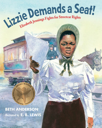 Lizzie Demands a Seat!