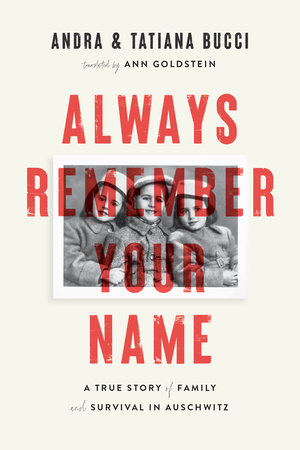 Always Remember Your Name