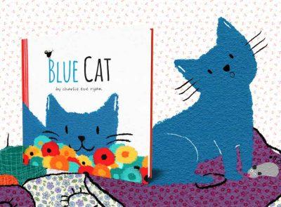Blue Cat Activity