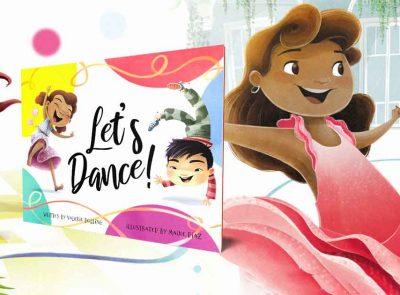 Let's Dance Coloring Pages