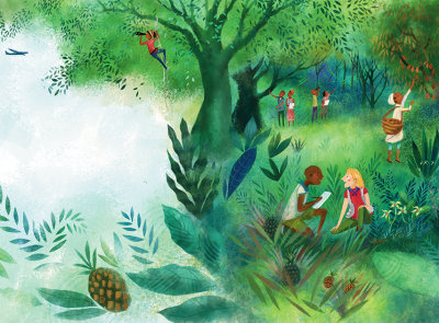 17 Books to Celebrate Earth Day