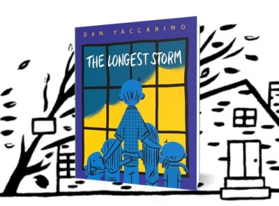Drawing Activity for The Longest Storm