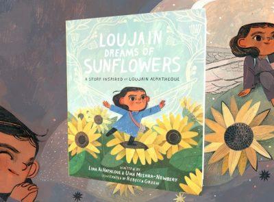 Loujain Dreams of Sunflowers - Teacher's Guide